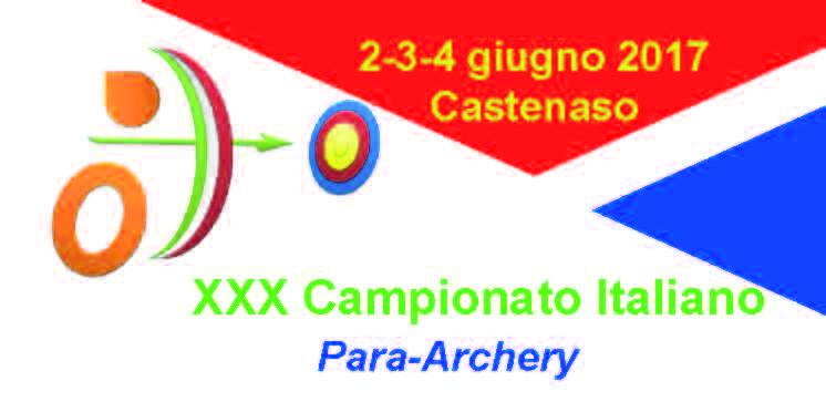 Campionati Italiani Targa Para-Archery