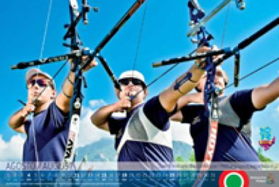 Calendario Fitarco.Fitarco News