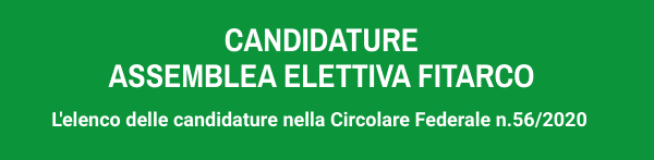 Candidature Fitarco